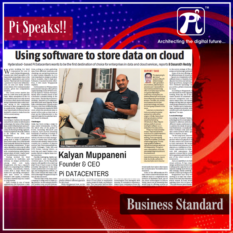 Using Software to store data on the cloud