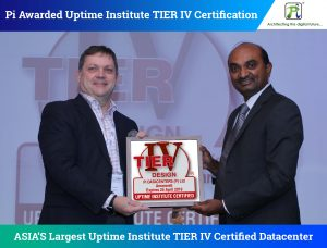 Uptime Institute Tier IV Design Certification