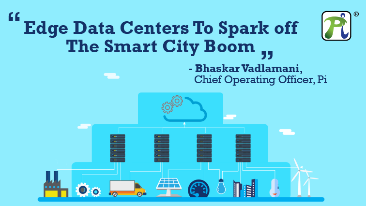 Edge Data Centers To Spark off The Smart City Boom